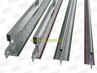 Профиль KRAFT Fortis  Т-24 цветной RAL 8017., 7024, 9007 - под заказ Т-24,  3,6  м. цветной, фото 1