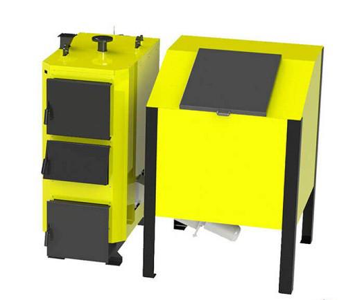 Бытовые твердотопливные котлы длительного горения KRONAS BIO-MASTER(КРОНАС БИО-МАСТЕР) 50 кВт