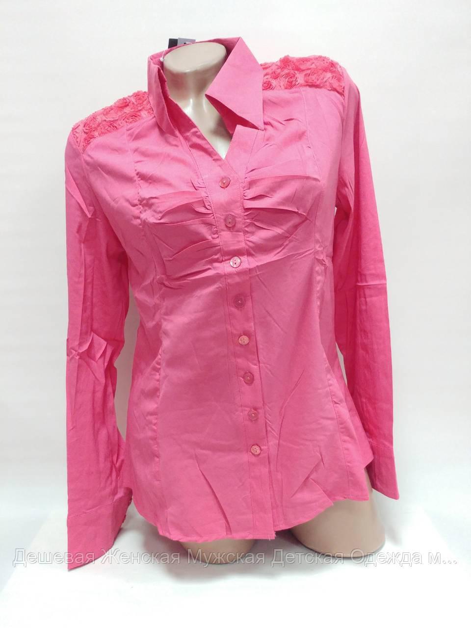 Блузка женская. В ростовке 5 шт. Размеры 48-56.