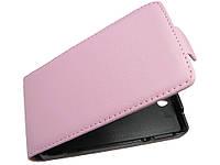 Флип чехол для Sony Xperia E c1505 c1605 Розовый