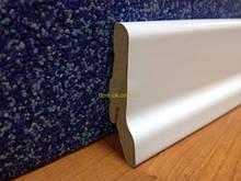 МДФ плинтус Белый, цветной  высота 62мм СП 1662, есть все цвета