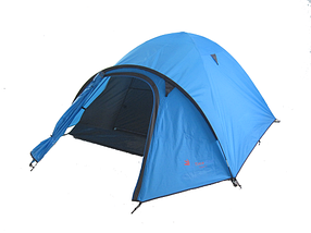 Палатка туристическая 3-х местная TRAVEL 3 (Time Eco TM)