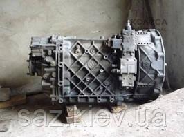 Коробка передач (КПП) КамАЗ Евро 2