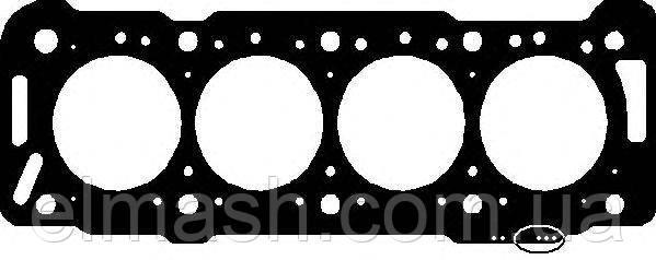 Прокладка головки блока PSA DW8 3 1.34MM CITROEN,PEUGEOT, TOYOTA, FIAT (пр-во Elring)