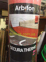 Подложка Arbiton Secura  Thermo под теплый пол  1.6 мм/16,5 м.кв Подложка Arbiton Izo Floor Thermo 1.6 мм