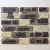 Облицовочный искусственный камень Клинкер Английская стена  Клинкер Английская стена