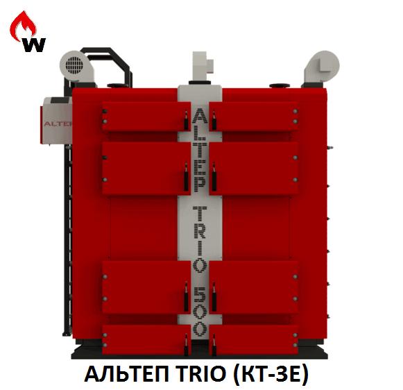 Котел TRIO (КТ-3Е) 80-500