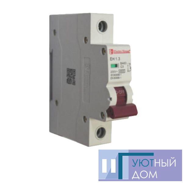 Автоматический выключатель 1P 3A EH-1.3