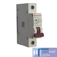 Автоматический выключатель 1P 6A EH-1.6