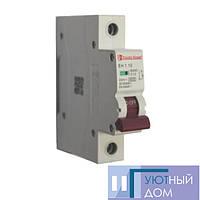 Автоматический выключатель 1P 10A EH-1.10