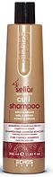 ECHOSLINE Seliar Curl Shampoo - Шампунь для вьющихся волос мед и масло Аргании 350 мл