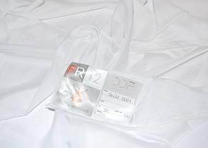 Мікро Вуаль Негорюча Voile FR висота 300см з обважнювачем Німеччина Сертифікат, фото 2