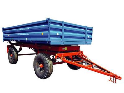 Прицеп тракторный 2ПТС-4, запасные части.