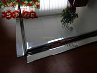 Зеркальные металлические кассеты 600х600 из нержавейки 0,5 мм Объемная , фото 1