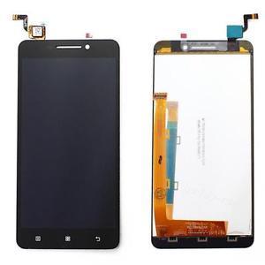 Дисплей для Lenovo A5000 с тачскрином черный Оригинал