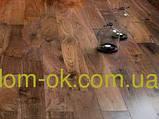 Массивная доска из ореха пропаренного 16 мм х 100 мм. / ширина на выбор 600 мм., фото 6