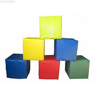 Модульный набор Кубики, фото 1