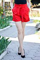 Свободные шорты с высокой талией  (4 цвета), фото 1