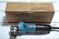КОНКУРС! Розіграш кутової шліфмашини MIYATO AG125/1000