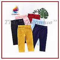 Детские штаны оптом от 50 шт.