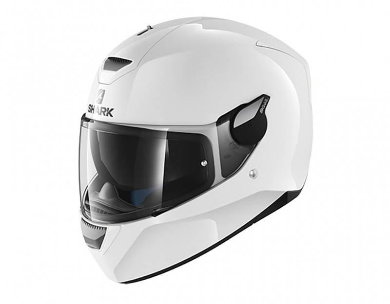 Шлем Shark D-skwal Blank р.S, белый