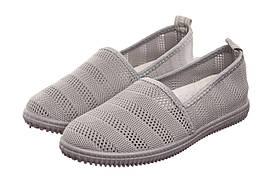 Балетки женские Free grey 39
