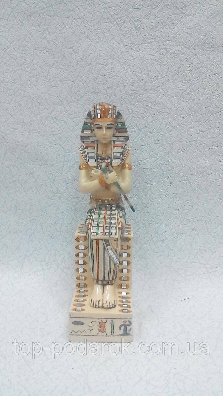 Статуэтка керамическая Фараон высота 40 см