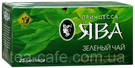 Чай зелений Принцеса Ява 25 пак.