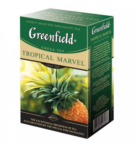 Чай Greenfield Tropikal Marvel 100г