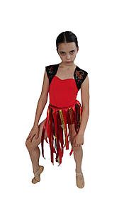 Танцевальный костюм Современная Украина 1