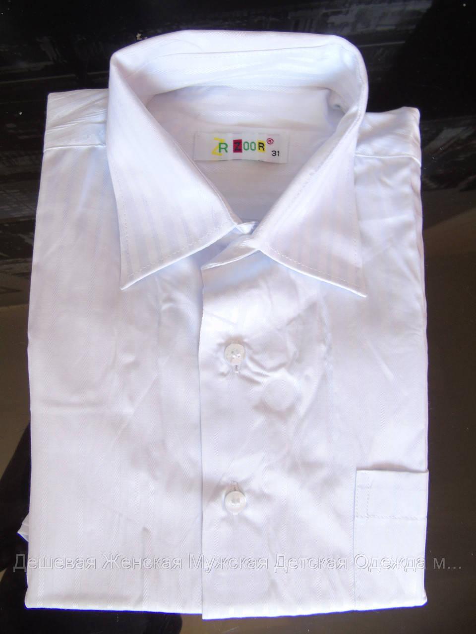Рубашка подростковая 6Т-703