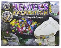 Детский археологический набор Данко Тойс Горный хрусталь, JEX-01-02