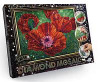 Алмазная живопись (мозаика) Маки Данко Тойс DM-02-04