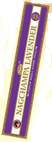 Благовонные палочки Нагчапа, Лаванда, NagChampa Lavanda (15gm), фото 1