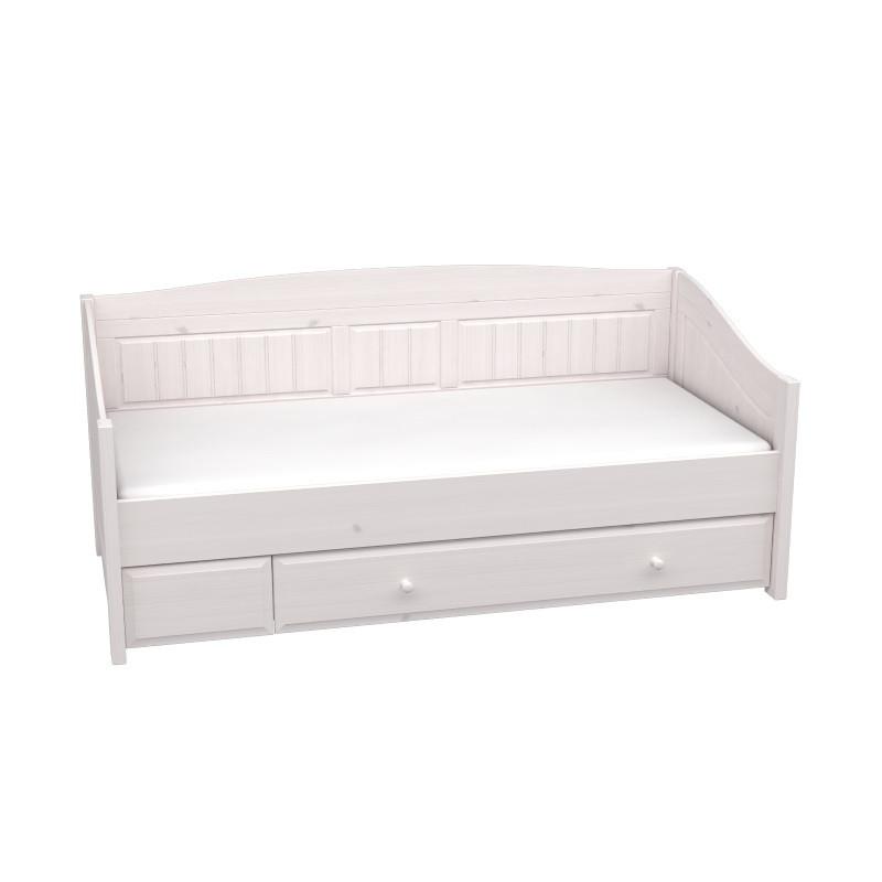 Кровать-диван МИЛАНО 900х200 (с ламелями) Империя дерева