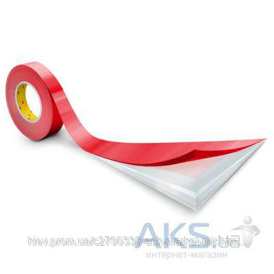 Двухсторонний скотч пеноакриловый (3 мм, 1 м, 0,07 мм) для ремонта дисплеев и тачскринов