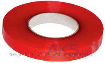 Двухсторонний скотч пеноакриловый (8 мм, 50 м, 0,07 мм) для ремонта дисплеев и тачскринов, фото 2