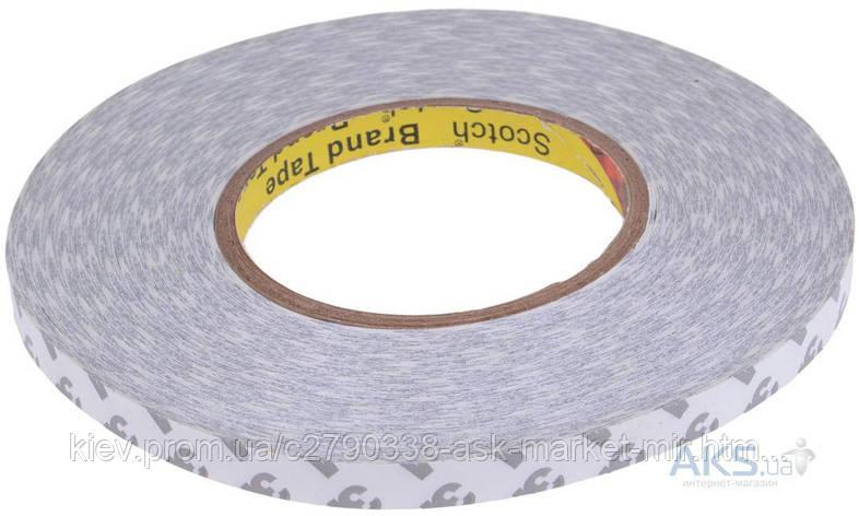 Двухсторонний скотч пеноакриловый (10 мм, 50 м, 0,2 мм) для ремонта дисплеев и тачскринов, фото 2