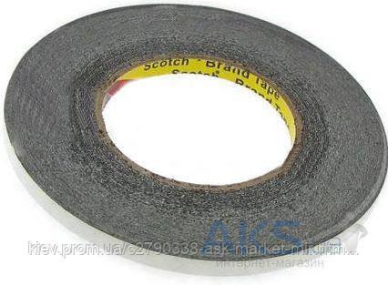 Двухсторонний скотч пеноакриловый (8 мм, 50 м, 0,07 мм) для ремонта дисплеев и тачскринов
