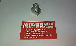 Тройник трубки тормозной М12х1 ГАЗ, УАЗ