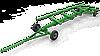 Візок двовісний для транспортування жниварок «TRANSPORTER»