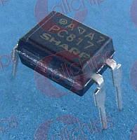 Оптопара транзисторная PC817X1NSZW SHARP DIP4