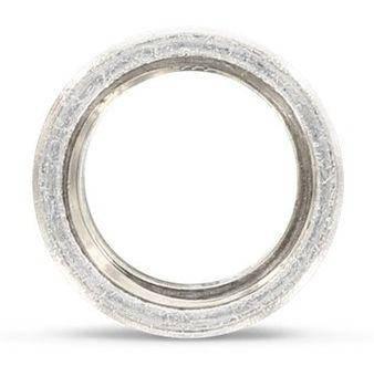 Гайка-подовжувач М8 art.9070 нержавіюча кругла, фото 2