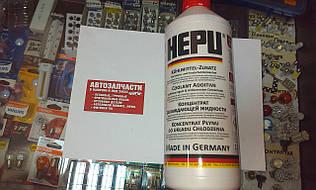 Антифриз 1.5L G12 красный концентрат -80°C HEPU