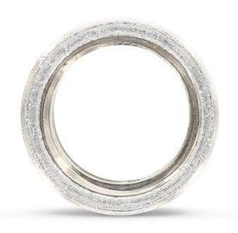 Гайка-удлинитель М10 art.9070 нержавеющая круглая