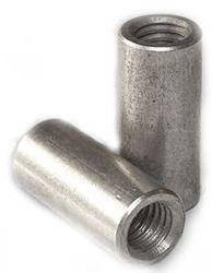 Гайка-удлинитель М10 art.9070 нержавеющая круглая, фото 2