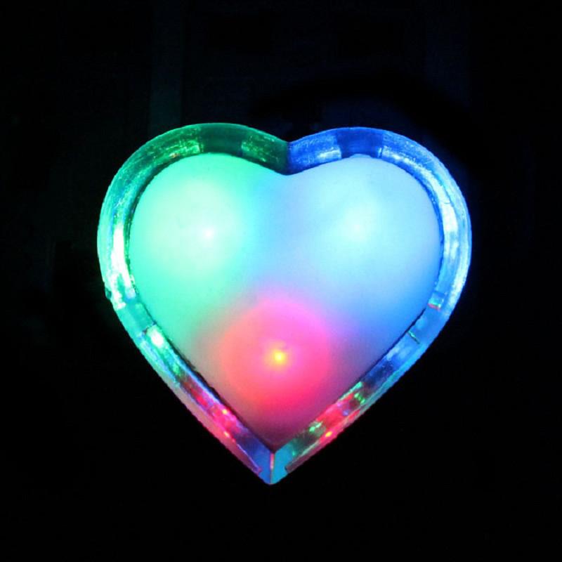 Світлодіодний нічник - серце