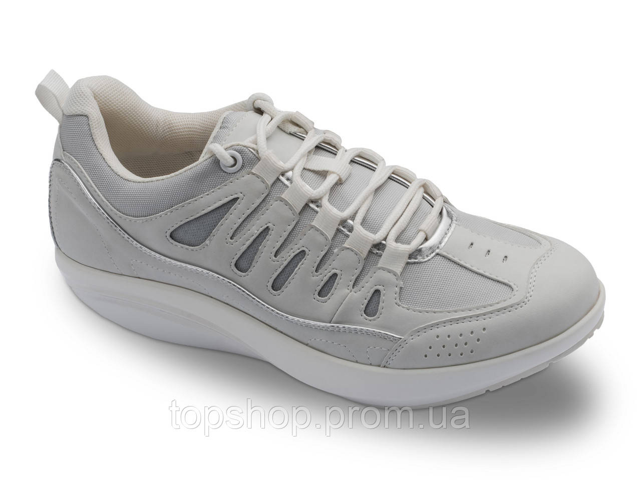 f8a66864d Кроссовки Walkmaxx Fit 2.0 45 Белый — в Категории