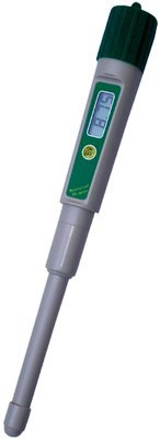 Влагостойкий pH метр PH-03 (II) L (с удлинённым сменным электродом) для замера рН в труднодоступных местах