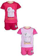 Пижама для девочек Luna оптом, 2-6лет. {есть:2 года}